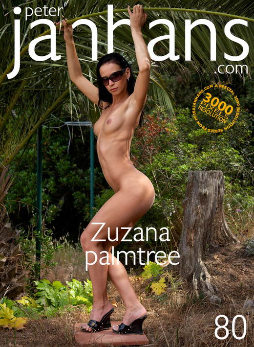 Zuzana - `Palmtree` - by Peter Janhans for PETERJANHANS
