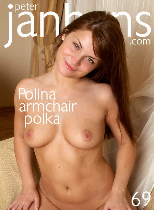 Polina - `Armchair Polka` - by Peter Janhans for PETERJANHANS