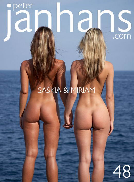 Saskia & Miriam - `Saskia & Miriam` - by Peter Janhans for PETERJANHANS