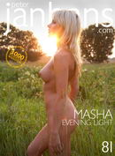 Masha - Evening Light