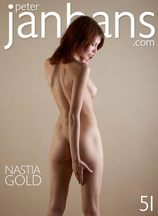 Nastia - `Gold` - by Peter Janhans for PETERJANHANS