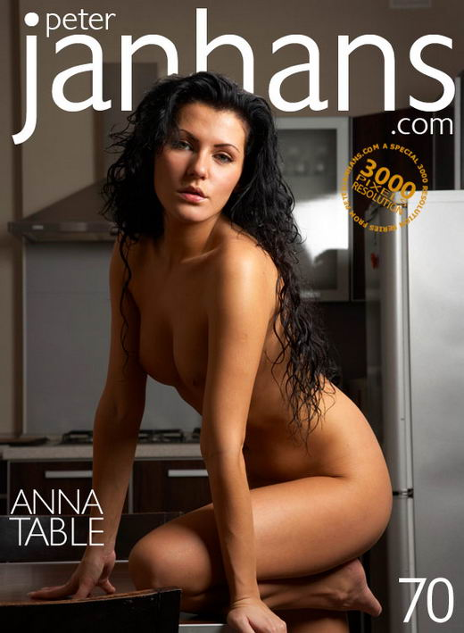 Anna - `Table` - by Peter Janhans for PETERJANHANS