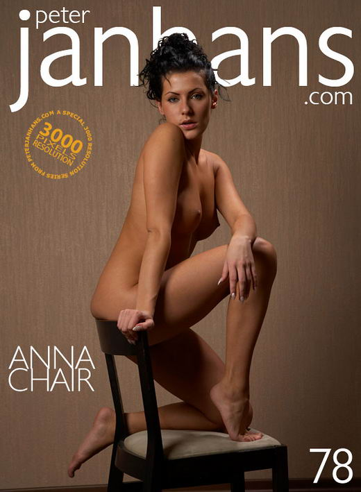 Anna - `Chair` - by Peter Janhans for PETERJANHANS