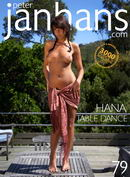 Hana in Table Dance gallery from PETERJANHANS by Peter Janhans