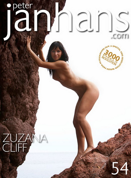 Zuzana - `Cliff` - by Peter Janhans for PETERJANHANS