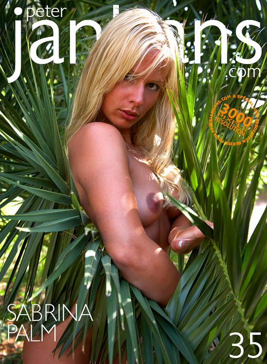 Sabrina - `Palm` - by Peter Janhans for PETERJANHANS