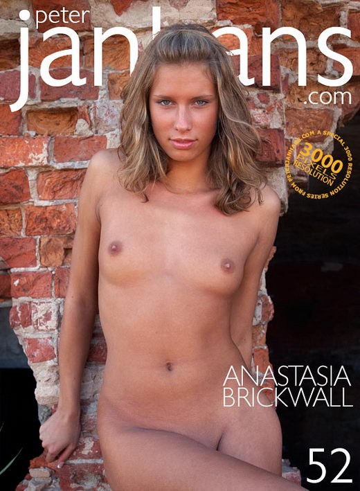 Anastasia - `Brickwall` - by Peter Janhans for PETERJANHANS