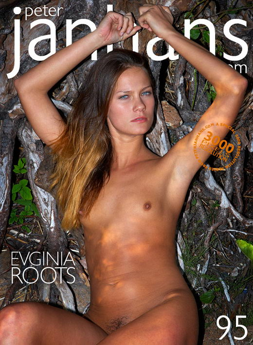 Evginia - `Roots` - by Peter Janhans for PETERJANHANS