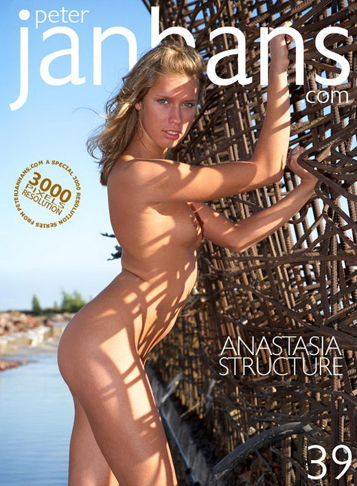 Anastasia - `Structure` - by Peter Janhans for PETERJANHANS