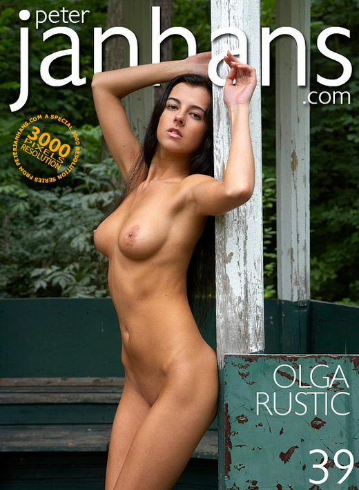 Olga - `Rustic` - by Peter Janhans for PETERJANHANS