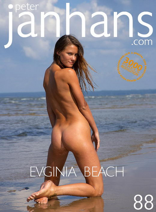 Evginia - `Beach` - by Peter Janhans for PETERJANHANS
