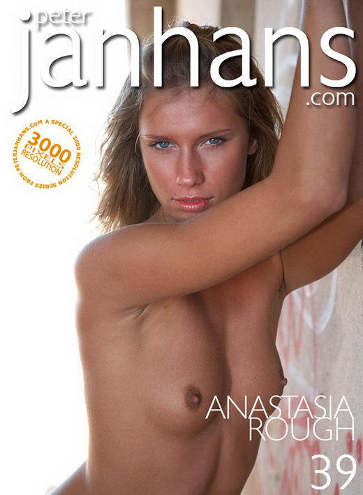 Anastasia - `Rough` - by Peter Janhans for PETERJANHANS
