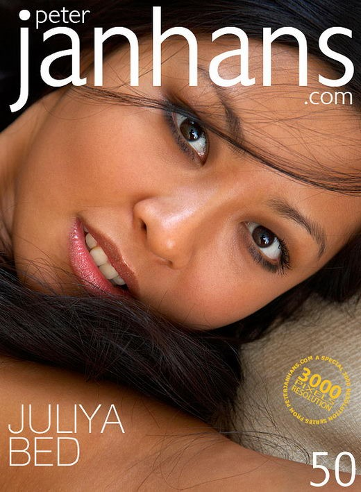 Juliya - `Bed` - by Peter Janhans for PETERJANHANS