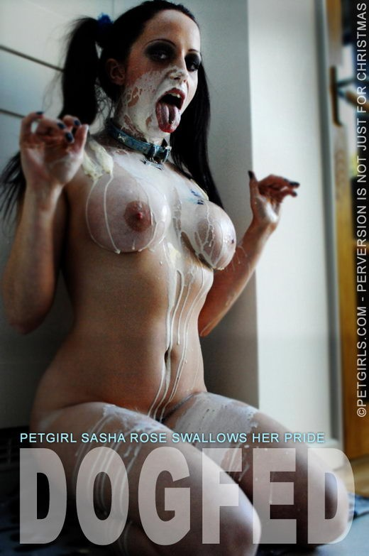 Sasha Rose - `Dogfed` - for PETGIRLS