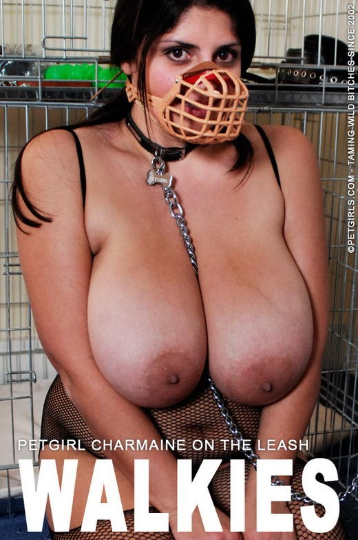 Charmaine - `Walkies` - for PETGIRLS