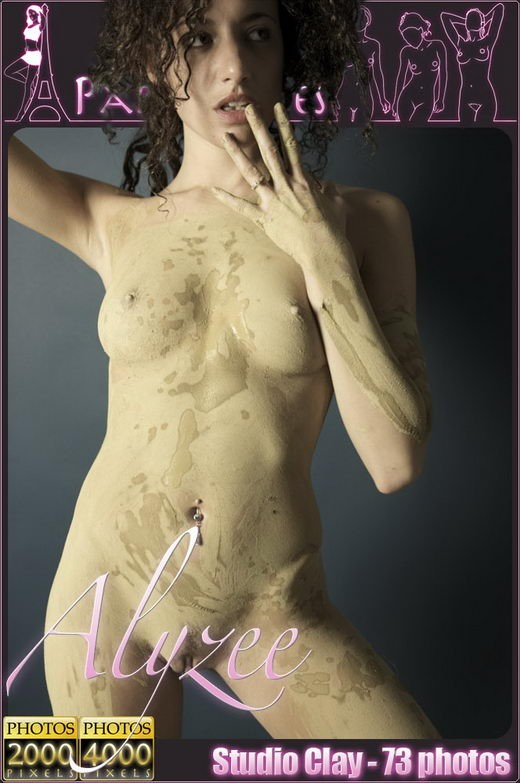 Alyzee - `Studio Clay` - for PETITES PARISIENNES