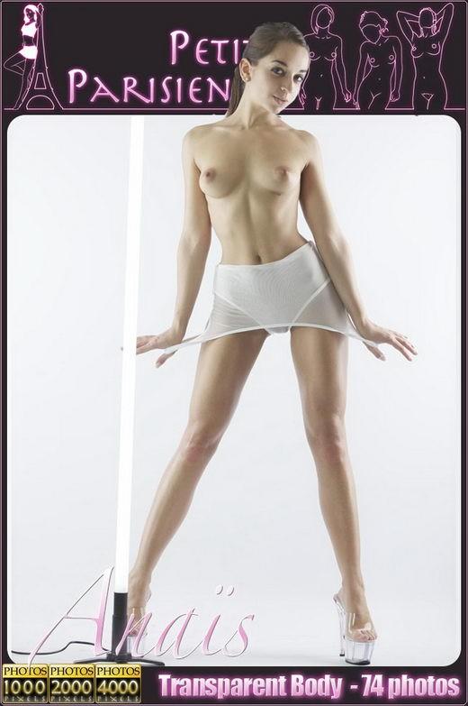 Anais - `Transparent Body` - by Jam Abelanet for PETITES PARISIENNES
