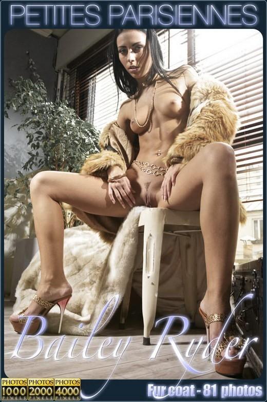 Bailey Ryder - `Fur Coat` - for PETITES PARISIENNES