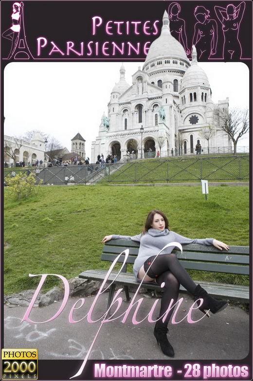 Delphine - `Montmarte` - for PETITES PARISIENNES