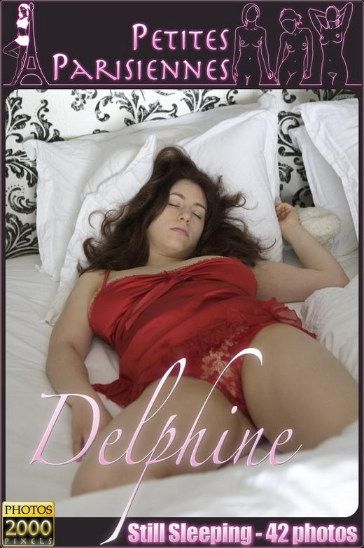 Delphine - `Sill Sleeping` - by Jam Abelanet for PETITES PARISIENNES