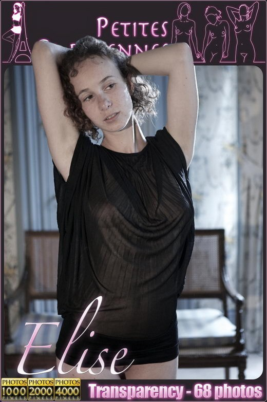 Elise - `Transparency` - by Jam Abelanet for PETITES PARISIENNES
