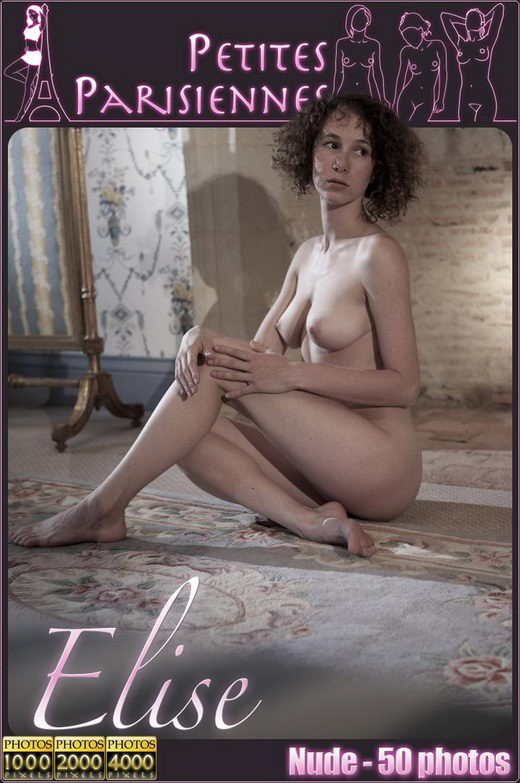 Elise - `Nude` - by Jam Abelanet for PETITES PARISIENNES