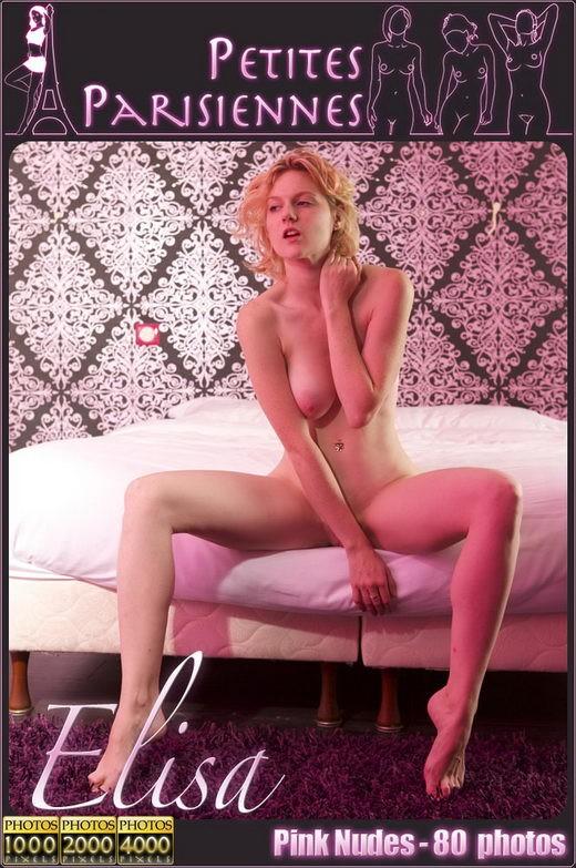 Elisa - `Pink Nudes` - by Jam Abelanet for PETITES PARISIENNES