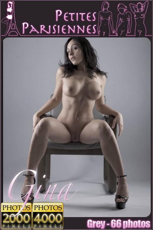 Gina - `Grey` - for PETITES PARISIENNES