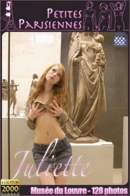 Juliette  from PETITES PARISIENNES