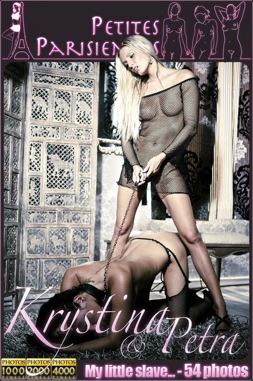 Krystina & Petra - `My Little Slave` - by Jam Abelanet for PETITES PARISIENNES