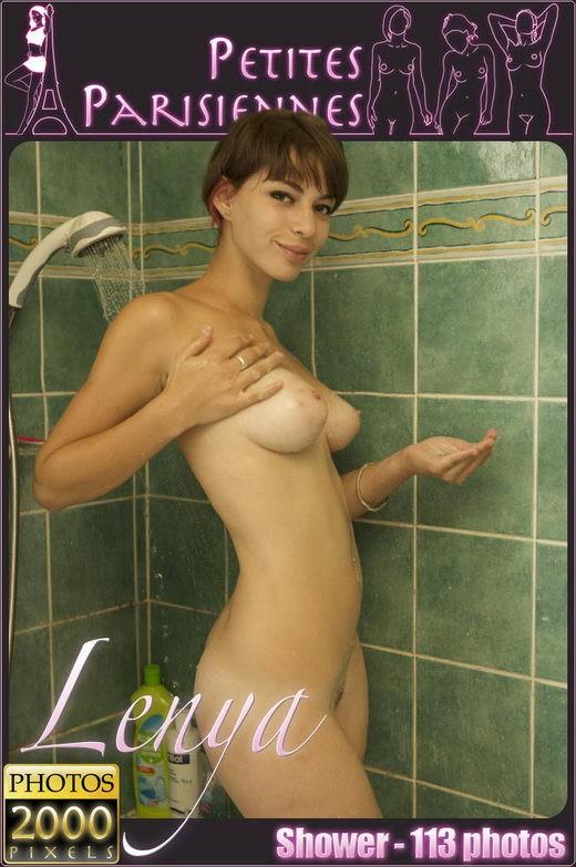 Lenya - `Shower` - for PETITES PARISIENNES