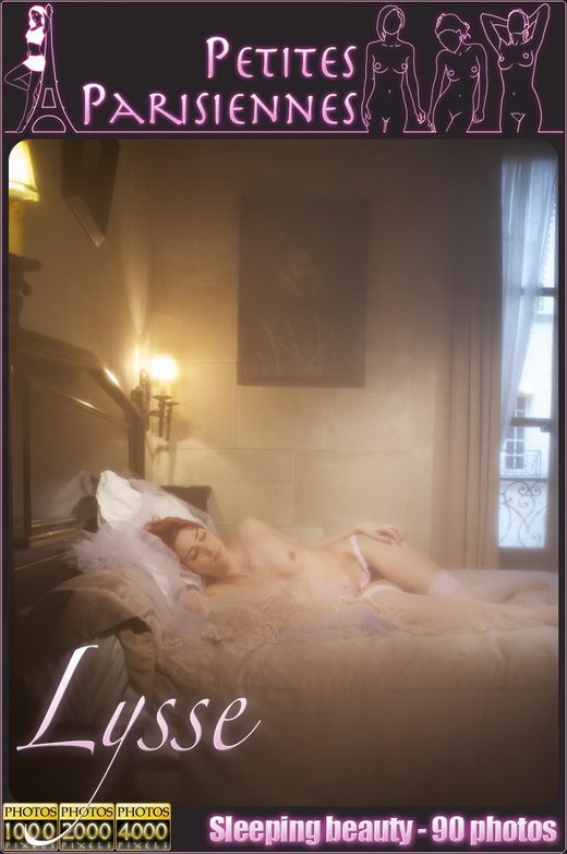 Lysse - `Sleeping Beauty` - by Jam Abelanet for PETITES PARISIENNES