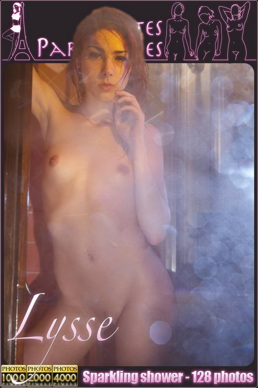 Lysse - `Sparkling shower` - by Jam Abelanet for PETITES PARISIENNES