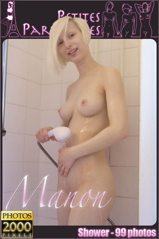 Manon - `Shower` - for PETITES PARISIENNES