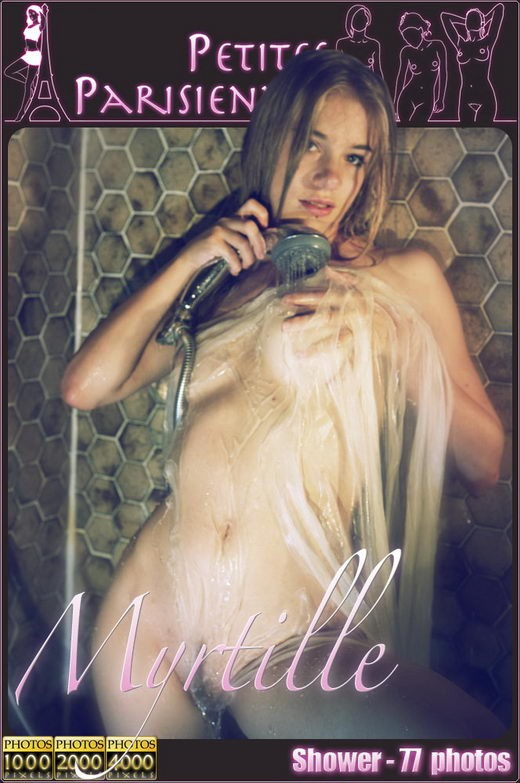 Myrtille - `Shower` - by Jam Abelanet for PETITES PARISIENNES