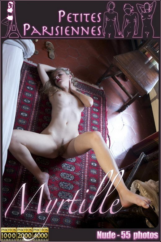 Myrtille - `Nude` - by Jam Abelanet for PETITES PARISIENNES