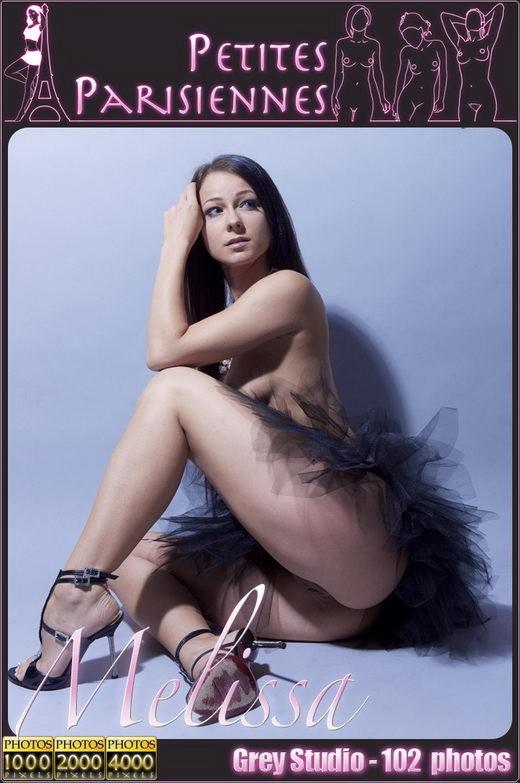 Melissa - `Grey Studio` - by Jam Abelanet for PETITES PARISIENNES