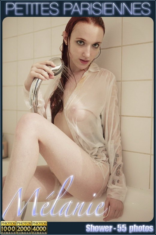 Melanie - `Shower` - by Jam Abelanet for PETITES PARISIENNES