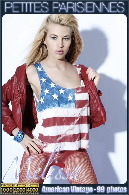Melissa - `American Vintage` - by Jam Abelanet for PETITES PARISIENNES