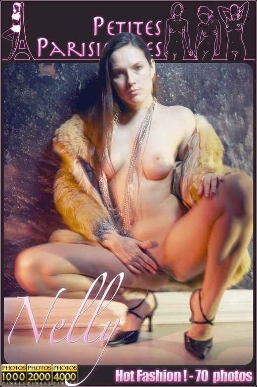 Nelly - `Hot Fashion!` - by Jam Abelanet for PETITES PARISIENNES