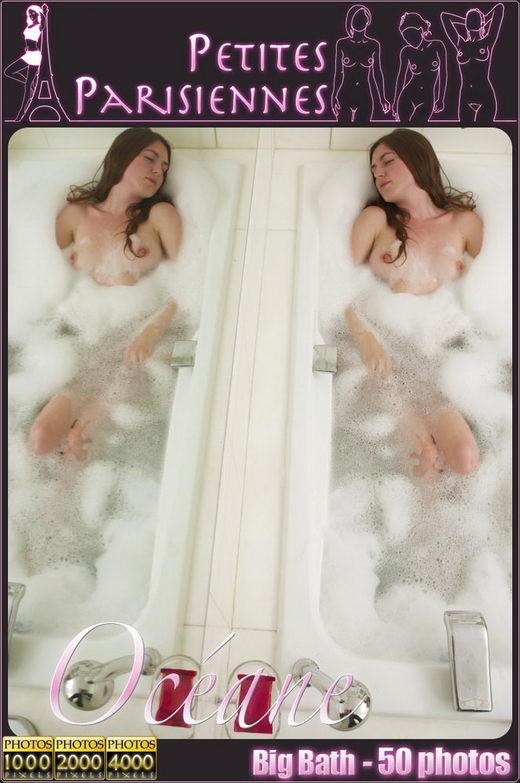 Oceane - `Big Bath` - by Jam Abelanet for PETITES PARISIENNES