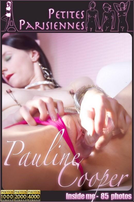 Pauline Cooper - `Inside Me` - by Jam Abelanet for PETITES PARISIENNES