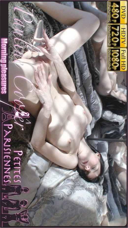 Pauline Cooper - `Morning Pleasures` - by Jam Abelanet for PETITES PARISIENNES