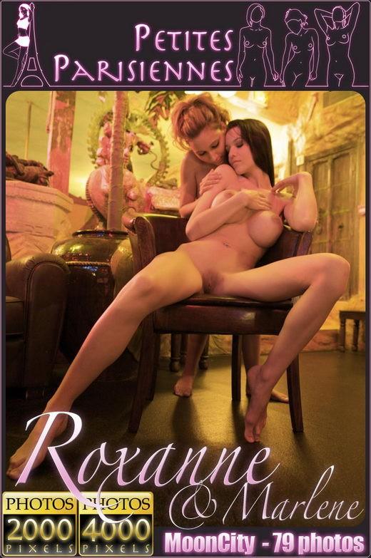 Roxanne & Marlene - `Moon City` - for PETITES PARISIENNES