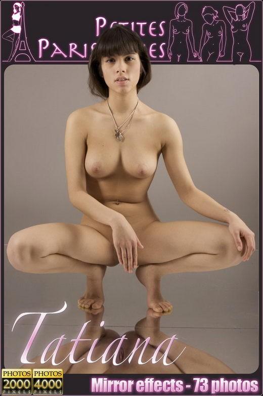 Tatiana - `Mirror Effects` - for PETITES PARISIENNES