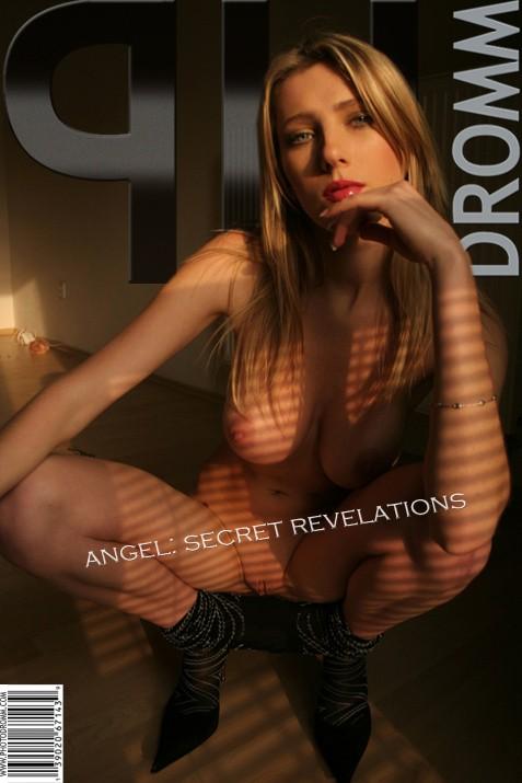 Angel - `Secret Revelations` - by Filippo Sano for PHOTODROMM ARCHIVES