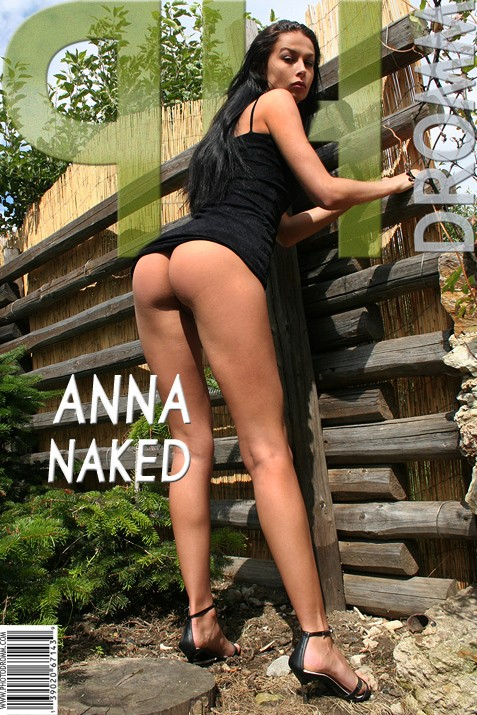 Anna - `Naked` - by Filippo Sano for PHOTODROMM ARCHIVES