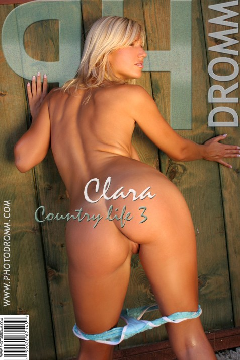 Clara - `Country Life 3` - by Filippo Sano for PHOTODROMM ARCHIVES