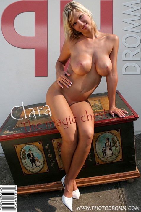 Clara - `The Magic Chest` - by Filippo Sano for PHOTODROMM ARCHIVES