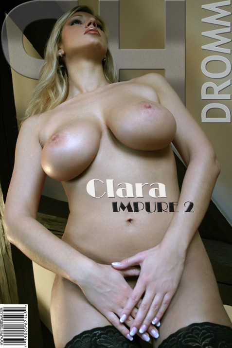 Clara - `Impure 2` - by Filippo Sano for PHOTODROMM ARCHIVES